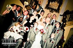 Jessica & Ryan - NJ Wedding Photos by www.abellastudios.com by abellastudios, via Flickr