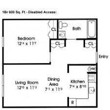 Image result for 1br 1b 400 sq ft tiny house plans