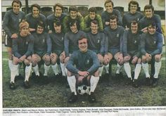 Team pics 1968-1975 Chelsea Fc Team, Chelsea Football, Team Pictures, Pride, Club, London, London England, Gay Pride, Group Photography Poses