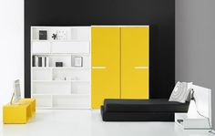 Check out this cool modular kid's furniture. Color selection is phenomenal.