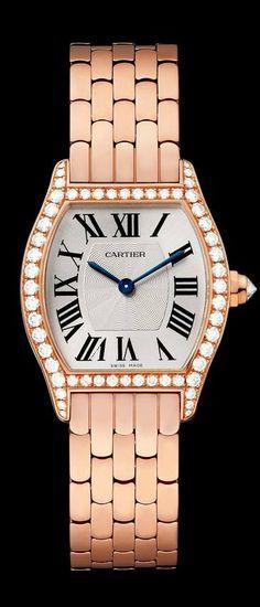 The Cartier Tortue | LBV ♥✤ | KeepSmiling | BeStayElegant