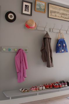 like different height of children's rack