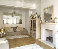 Steal This Look: Glamorous London Flat