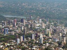 Foz do Iguaçu, Paraná, Brasil - pop 263.647 (2014)