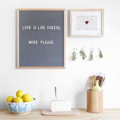 The most versatile and minimalist decoration for your home - felt letter board. Totally in love with and all of the fun boards they create! Inspirational and funny letter board quotes. The Letter Tribe