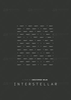 Interstellar - you guys I'm obsessed with this movie. It is breathtaking in every way, from story to science to visuals.