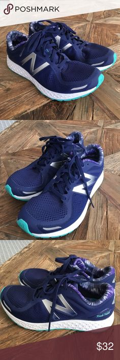 New Balance sneakers Practically brand new! Worn once. Perfect condition! New Balance Shoes Athletic Shoes