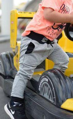 Kinder Jogginghose - Nähanleitung via Makerist.de
