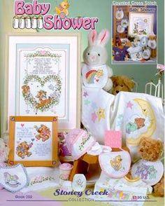 Baby Shower - Stoney_Creek Pattern
