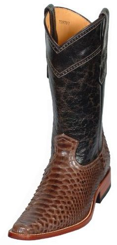 Lucchese Men's Jungle Python Boots | These Boots Are Made For ...