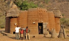 Tamberma tata (castle house), Northern Togo