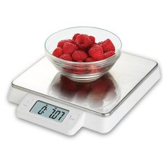 Whether you're an avid gym nut or a culinary enthusiast, the Salter High Precision Digital Scale provides precise and accurate measurements for your food. This innovative scale features an 11 pound weight capacity and is easy to clean. Irrigation Timer, Electronic Kitchen Scales, Harvesting Tools, Mushroom Kits, Planting Tools, Dark Home Decor, Canning Supplies, Berry Plants, Organic Compost