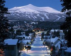 MAIN STREET BRECKENRIDGE go by free shuttle from the Grand Lodge