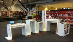 De #Mediabar bij Bibliotheek Breda Centrum