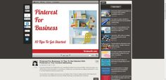 Pinterest For Business 10 Tips To Get Started With Pinterest In You...