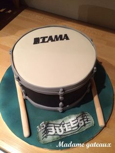 gâteau pour batteur