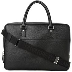 0cf4d6ea97eb Salvatore Ferragamo - Revival (Black) - Bags and Luggage - product -  Product Review