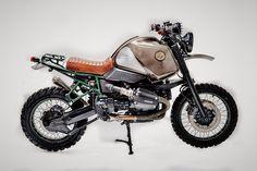 BMW R1100GS Buldozzer Motorcycle 2