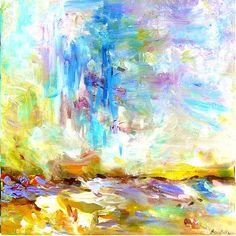 Sky Dance Painting