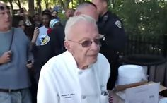 Help 90-Year-Old Activist Arnold Abbott Continue Feeding the Homeless in Florida
