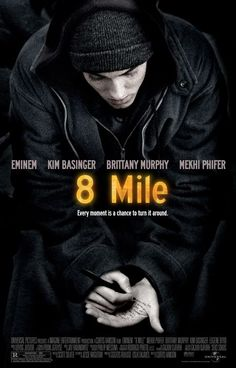 8 Mile Movie Poster #2 - Internet Movie Poster Awards Gallery