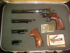 DAN WESSON 15-2V PISTOL PACK 357 MAG Guns > Pistols > Dan Wesson Pistols/Revolvers > Revolvers