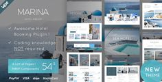 RESORT HOTEL WORDPRESS THEME Resort Hotel WordPress Theme is a perfect template designed for resort, hotel, villas , guesthouse or other travel tourism and hotel business that want to show all acco...