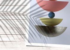 Geometric Prints, Etsy Seller, Ceiling Lights, Graphic Design, 3d, Art Prints, Art Impressions, Ceiling Light Fixtures, Ceiling Lamp