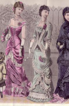 U.S., 1880, Godey's Lady's Book