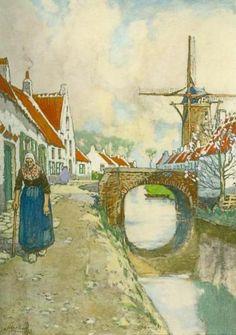 Henri Cassiers - Le charme de Bruges #7