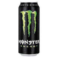 monster energy drink ...Oooh yeah! Good times w/ friends!! Rhonda? Kait? Lol