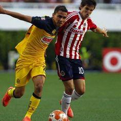 América y Chivas juegan boleto a Concachampions Chivas Vs America, Running, Fitness, Guadalajara, Club America, Sports, Racing, Keep Running, Jogging