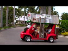 ▶ Captiva Christmas 2011 Golf Cart Parade - YouTube