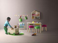 FLISAT poppenhuis/wandplank | #IKEAcatalogus #nieuw #2017 #IKEA #IKEAnl…