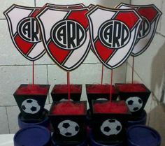 Ideas Para Fiestas, Root Beer, Shabby, River, Day, Birthday Decorations For Men, Handmade Birthday Gifts, Football Theme Birthday, Soccer Birthday Parties