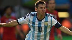 World Cup: Argentina 1-0 Iran