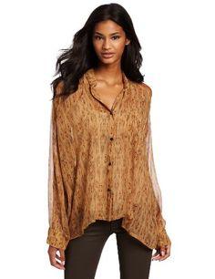 Gypsy 05 Women's Sari Button Down Blouse « Clothing Impulse
