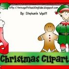 christmas clipart pack!!!