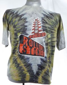 Authentic ROLLING STONES Logo 72 Jersey Tank Top Shirt S-2XL NEW