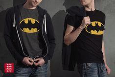 Men T-Shirt Batman