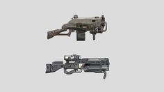 I think I saw too many Fallout 4 game-plays :) Quick concepts just for fun.