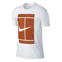 NIKE Nike Court Logo Tennis Athletic Shirt. #nike #cloth #
