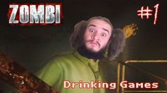 Zombi ps4 gameplay part 1  - Drinking Games