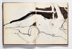 """Richard Diebenkorn, """"Untitled"""" from Sketchbook pages graphite on paper (gift of Phyllis Diebenkorn, © The Richard Diebenkorn Foundation) Richard Diebenkorn, Life Drawing, Painting & Drawing, Artist Sketchbook, Sketchbook Inspiration, Sketchbook Ideas, Figurative Art, Book Art, Sketches"""