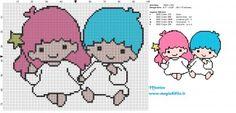 Schema punto croce Little Twin Star 100x74 5 colori.jpg