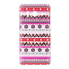 Aztec tribal hard case telefoonhoesje Huawei Ascend Y300 - PhoneGeek.nl