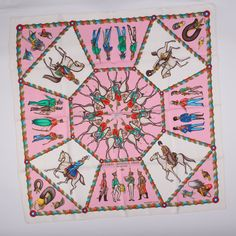 Buy your silk handkerchief Hermès on Vestiaire Collective, the luxury consignment store online. Second-hand Silk handkerchief Hermès Other in Silk available. Silk Scarves, Hermes Scarves, Silk Handkerchief, Hermes Paris, Designer Scarves, Neckerchiefs, Vintage Scarf, Cashmere Scarf, Women Accessories