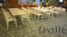 #塑料椅-京華城百貨 美食街