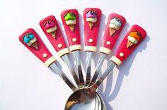 icecream spoons