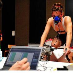 cycling_report@niccolobonifazio durante il test di Vo2max di oggi avanti nico forza